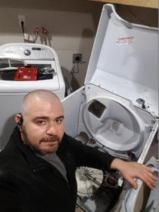 professional dryer repairs in vancouver